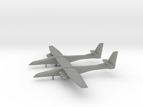 Scaled Composites 351 Stratolaunch in Gray PA12: 1:700