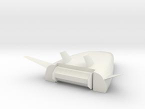 VentureStar 1/500 Model in White Natural Versatile Plastic