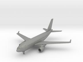 A310 w/Gear (CW) in Gray PA12: 1:700