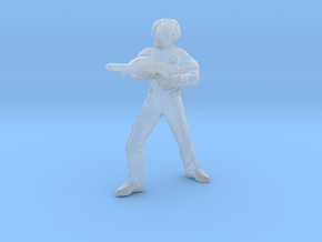 Orion Crewman Away Team in Smooth Fine Detail Plastic