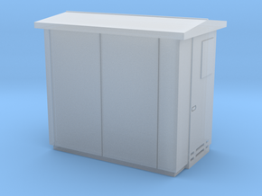armoire electrique HO SNCB in Smooth Fine Detail Plastic