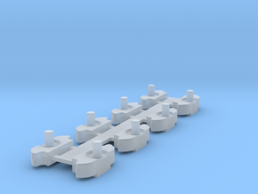 Rapido FB-2 ATH BB Adapter (8 parts) in Smooth Fine Detail Plastic