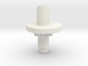 GT-39 DSL Replacement Gear in White Natural Versatile Plastic