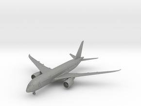 787-8 w/Gear (PA12) in Gray PA12: 1:700