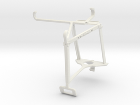 Controller mount for Xbox One S & vivo iQOO Z3 - T in White Natural Versatile Plastic