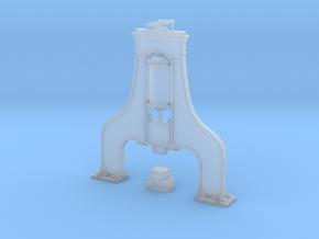 N Steam Hammer in Smooth Fine Detail Plastic