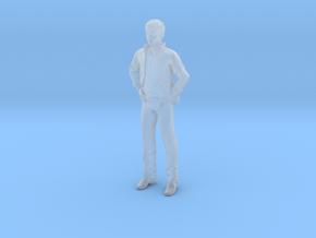 Knight Rider  - Michael Knight - Custom 2 in Smooth Fine Detail Plastic