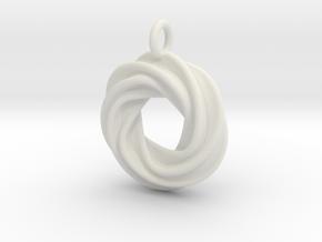 Mobius 2106141135 in White Natural Versatile Plastic