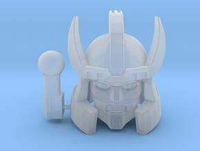 Galvatron TR Head in Smooth Fine Detail Plastic: Medium
