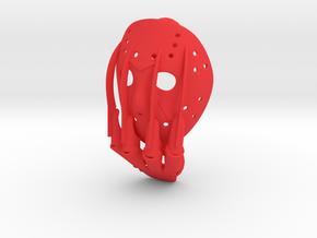 VS PIN Incomplete ⛧ VIL ⛧ in Red Processed Versatile Plastic
