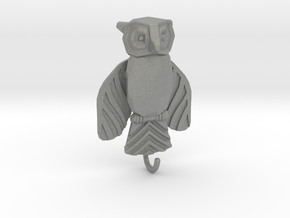 Keyhook Owl v2.1 in Gray PA12