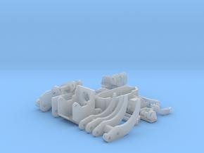Valgrijper/ Grapple saw / Fallgreifer in Smoothest Fine Detail Plastic