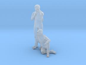 Fantastic Voyage - Final Scene - V2 - Miniature in Smooth Fine Detail Plastic