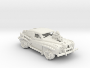 Cardinal_Grinder 1:160 scale in White Natural Versatile Plastic
