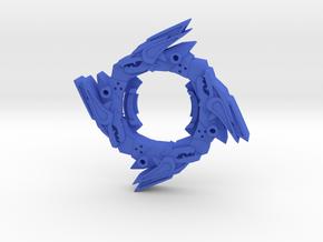 Beyblade Hayate-3   Hidden Spirits Attack Ring in Blue Processed Versatile Plastic
