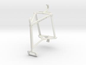 Controller mount for Xbox One S & Motorola Edge 20 in White Natural Versatile Plastic