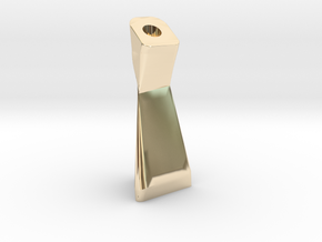 Eve (Miniature) in 14K Yellow Gold