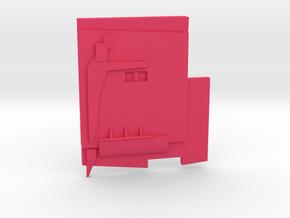 port_panel_1 in Pink Processed Versatile Plastic