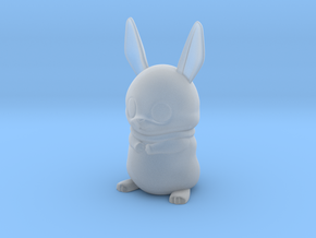 bowie the bunny in Smooth Fine Detail Plastic