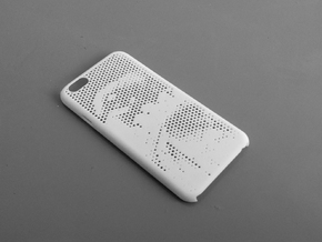 PHO Case  in White Processed Versatile Plastic