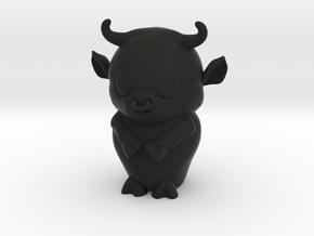 Taurus_zodiac in Black Strong & Flexible