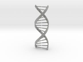 DNA in Metallic Plastic