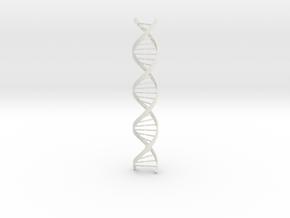 DNA Long in White Natural Versatile Plastic