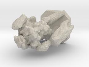 earth elemental miniature in Natural Sandstone