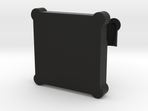 Memory card case in Black Strong & Flexible