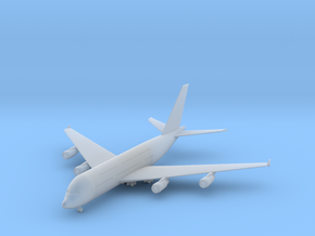 1/700 Airbus A380-800 Commercial Airliner (x1) in Smooth Fine Detail Plastic