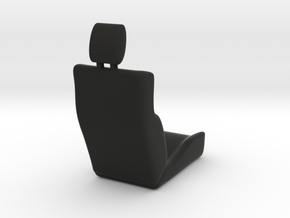 Carseat in Black Strong & Flexible