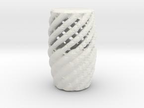 obj1NEW in White Natural Versatile Plastic