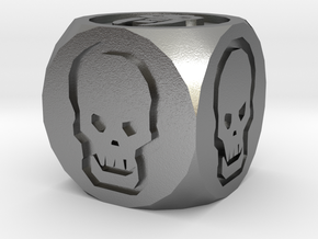 hq replacement die in Natural Silver