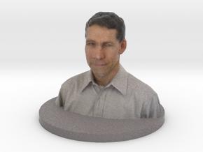 Gemi 3D Scan in Full Color Sandstone