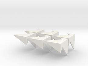 KubusMix in White Natural Versatile Plastic