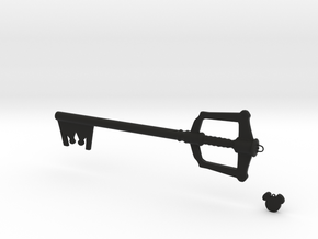 Keyblade in Black Strong & Flexible