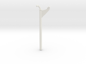 wielspanner in White Natural Versatile Plastic