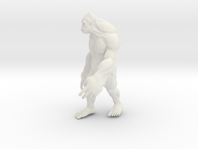 Yeti15 in White Natural Versatile Plastic