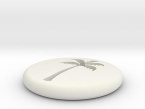 Free Market MRCZ in White Natural Versatile Plastic