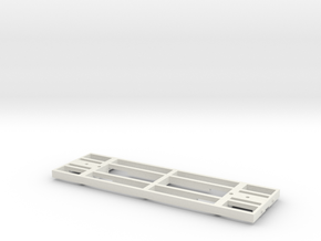 Underframe_common in White Natural Versatile Plastic