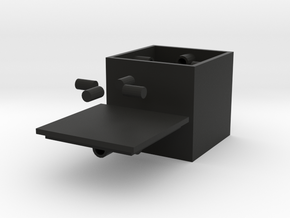 Small Centripetalbox in Black Strong & Flexible