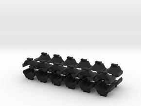 7-sTank x24 in Black Strong & Flexible