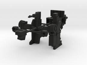 C Longhaulor in Black Strong & Flexible