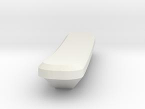 chopstick rest in White Natural Versatile Plastic