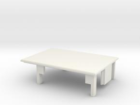 Elektor logger cover in White Natural Versatile Plastic