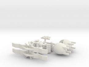Robert''s Modules: Misc in White Natural Versatile Plastic