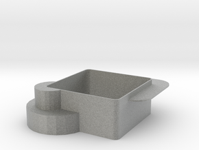 Playmobil jacuzzi in Metallic Plastic