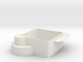Playmobil jacuzzi in White Natural Versatile Plastic