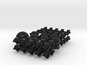 MiniMinx in Black Strong & Flexible