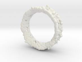 Anticlast 61mm 14 in White Natural Versatile Plastic
